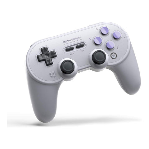 8Bitdo SN30 Pro+ Bluetooth Gamepad Super Nintendo - GameShop Asia