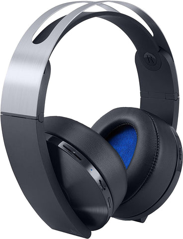 PlayStation Platinum Wireless Headset for PlayStation 4 - GameShop Asia