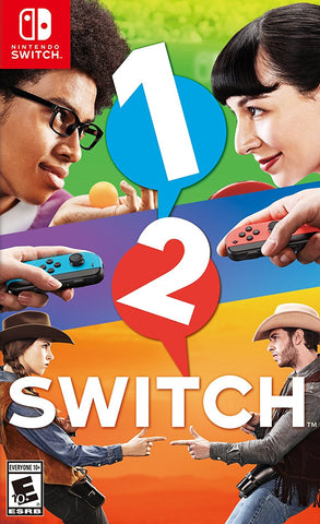 1-2 Switch (Switch) - GameShop Asia