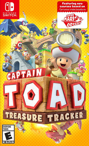 Captain Toad: Treasure Tracker (Switch) - GameShop Asia