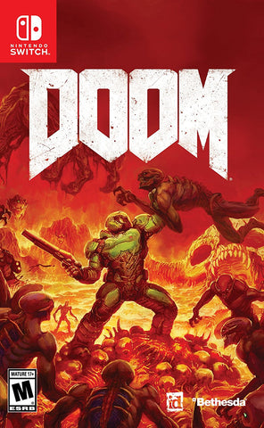 Doom (Switch) - GameShop Asia