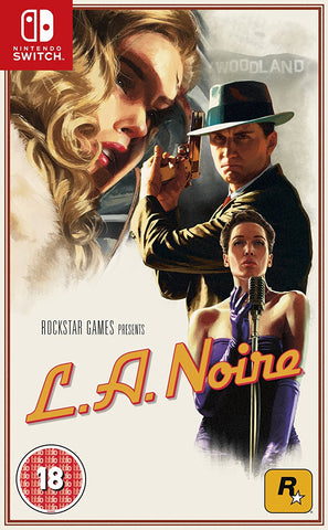 L.A. Noire (Switch) - GameShop Asia