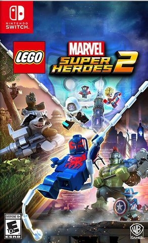 LEGO Marvel Super Heroes 2 (Switch) - GameShop Asia