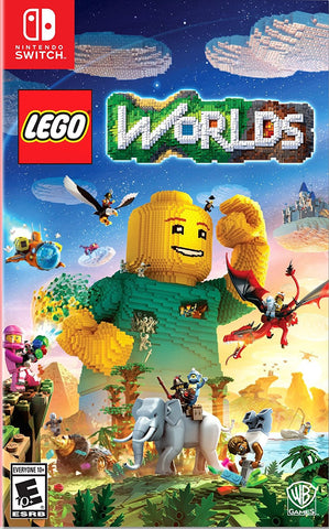 LEGO Worlds (Switch) - GameShop Asia