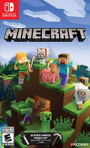 Minecraft (Switch) - GameShop Asia