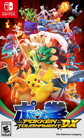 Pokken Tournament DX (Switch) - GameShop Asia