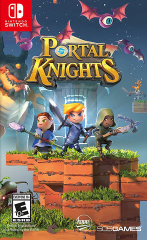 Portal Knights (Switch) - GameShop Asia
