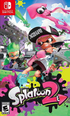 Splatoon 2 (Switch) - GameShop Asia