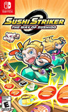Sushi Striker: The Way of The Sushido (Switch)