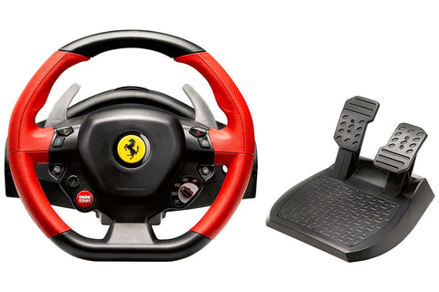 Thrustmaster Ferrari 458 Spider Racing Wheel for Xbox One - GameShop Asia