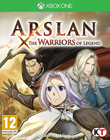 Arslan The Warriors of Legend (Xbox One) - GameShop Asia