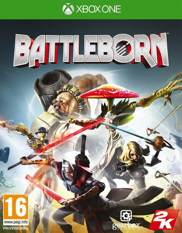 Battleborn (Xbox One) - GameShop Asia