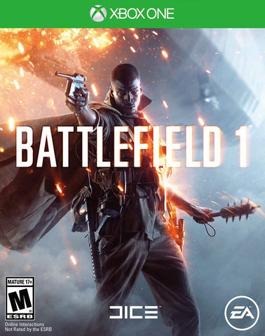 Battlefield 1 (Xbox One) - GameShop Asia