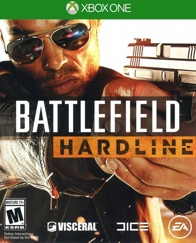 Battlefield Hardline (Xbox One) - GameShop Asia