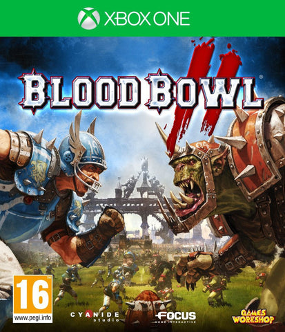 Blood Bowl 2 (Xbox One) - GameShop Asia