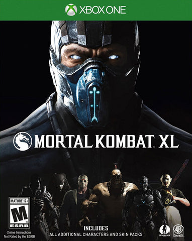 Mortal Kombat XL (Xbox One)