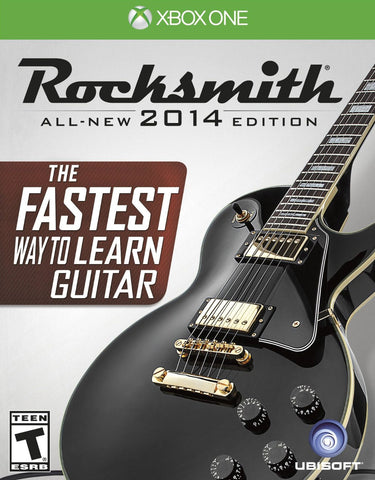 Rocksmith 2014 with Cable (Xbox One) - GameShop Asia