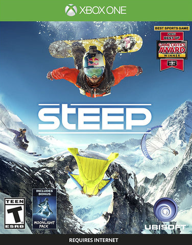 Steep (Xbox One) - GameShop Asia