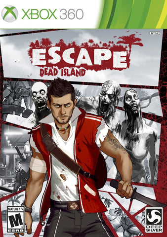 Escape Dead Island (Xbox 360) - GameShop Asia