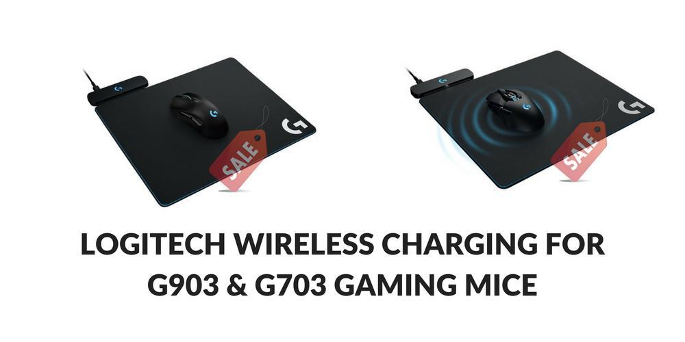 Logitech Wireless Charging Bundle