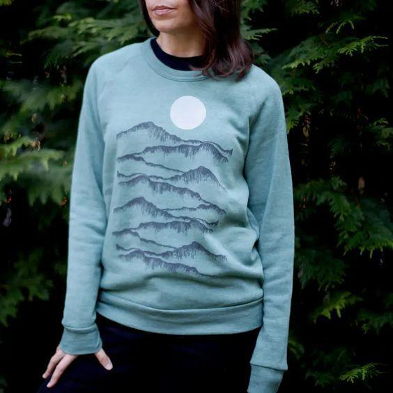 Badlands Eco Fleece Unisex Sweatshirt