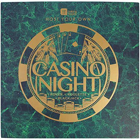 Casino Night Game