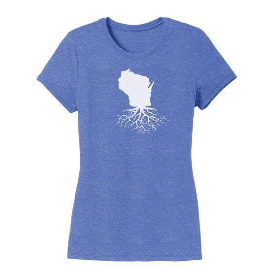 Woman's Wisconsin Roots T-shirt