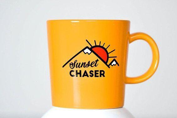 Sunset Chaser Mug