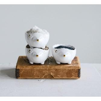 Hedgehog Pinchpots