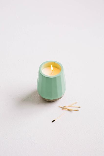 Tayberry + Teakwood Coconut Wax Candle