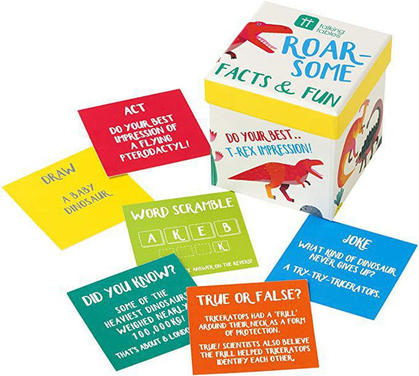 Dinosaur Facts Game