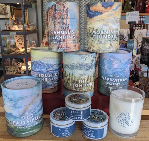 National Parks Candle - 11oz