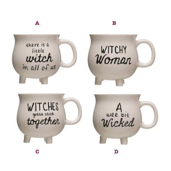 Witches Cauldron Mug