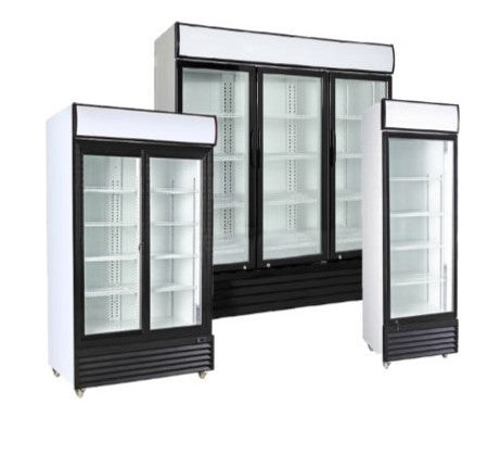 Commercial Display Refrigerators & Retail Display Coolers
