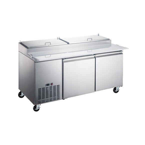 Restaurant Prep Tables - Stainless Steel