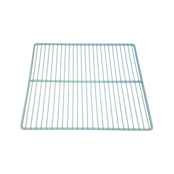 Gray Epoxy Coated Wire Shelf - Center - 20 1/2