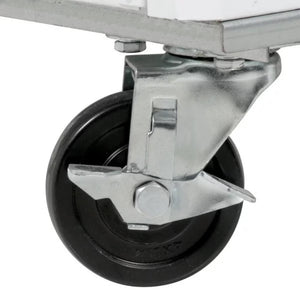 "Install 3"" Casters (6), Parts  - Iron Mountain"