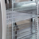 "24"" Stainless Steel Back Bar Cooler"