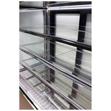 "71"" Refrigerated Bakery Display Case, Cake Display  - Iron Mountain"