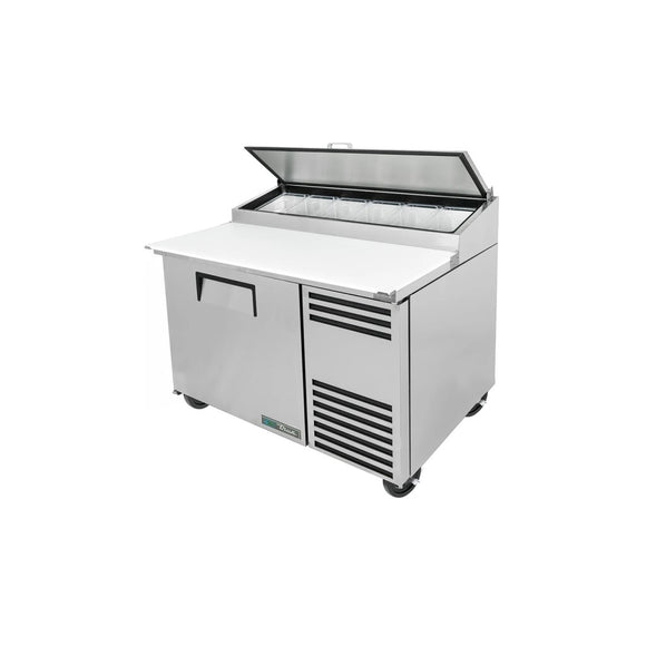 True TPP-AT-44-HC Pizza Prep Table, Restaurant Prep Table  - Iron Mountain
