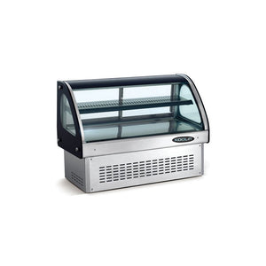 "Kool-It Counter Top 48"" Refrigerated Display Case, Deli Case  - Iron Mountain"
