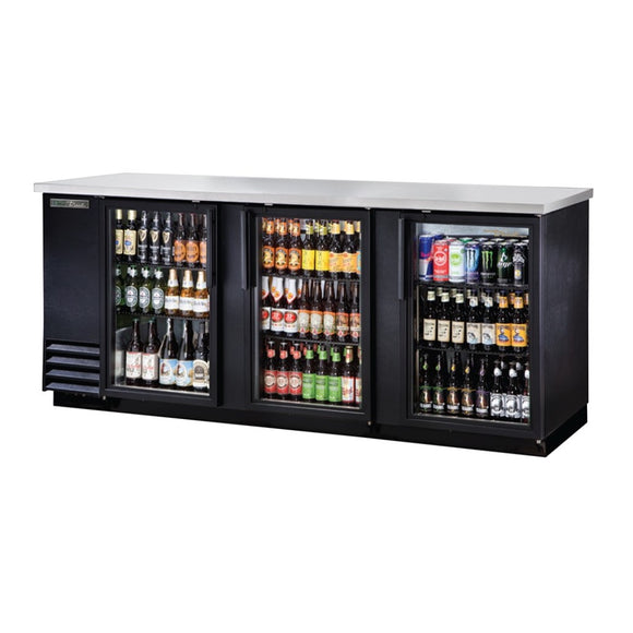 True TBB-4G Back Bar Cooler - 90