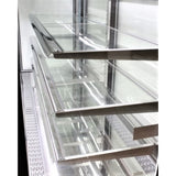 "72"" Refrigerated Bakery Display Case, Cake Display  - Iron Mountain"