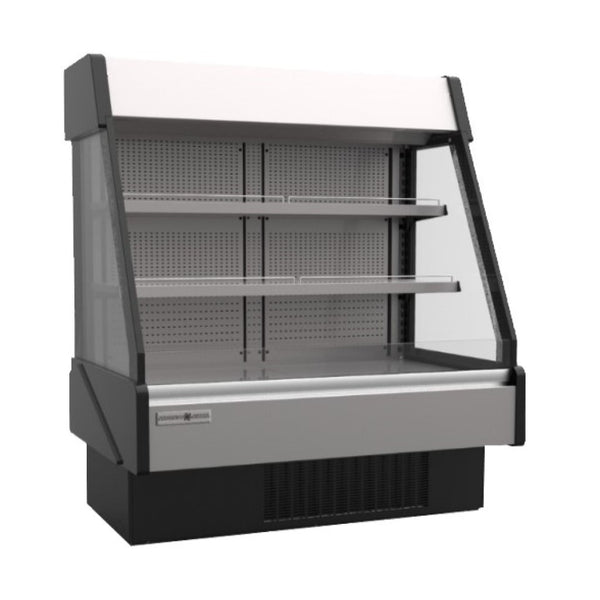 Low Profile Open Display Case