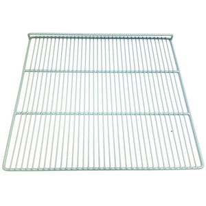 "Gray Epoxy Coated Wire Shelf - 25"" x 23 3/8"" - Center Shelf"