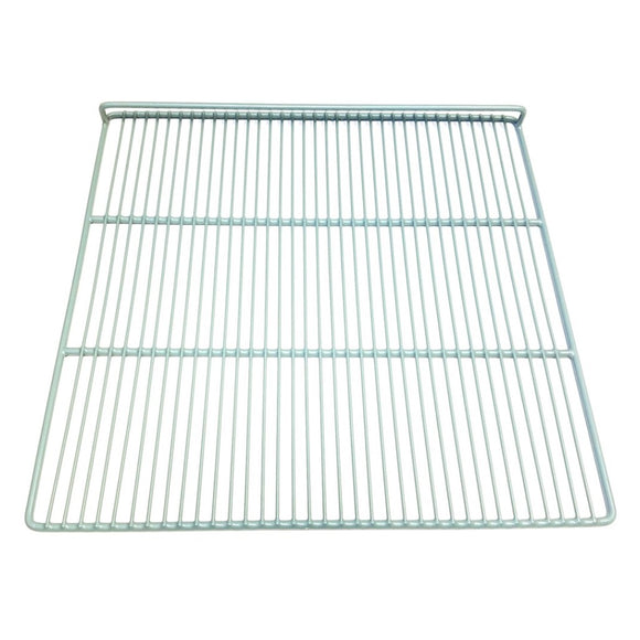 Gray Epoxy Coated Wire Shelf - 23 1/2