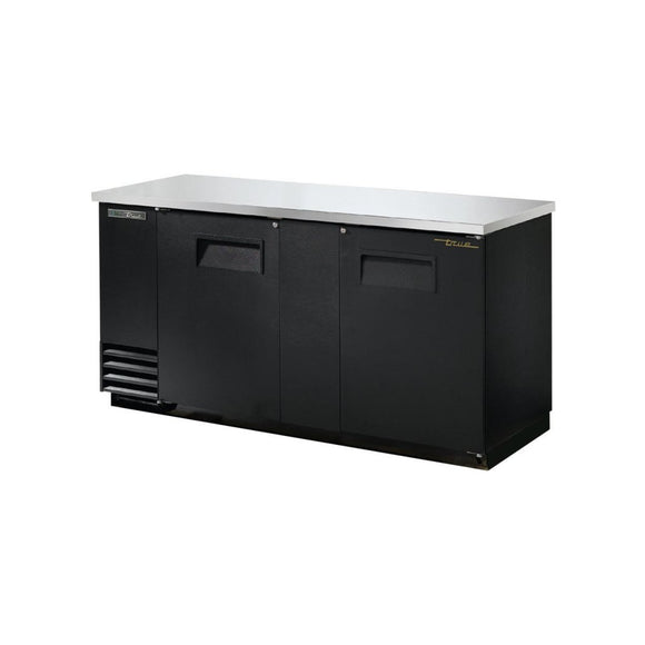 True TBB-3 Back Bar Cooler - 69