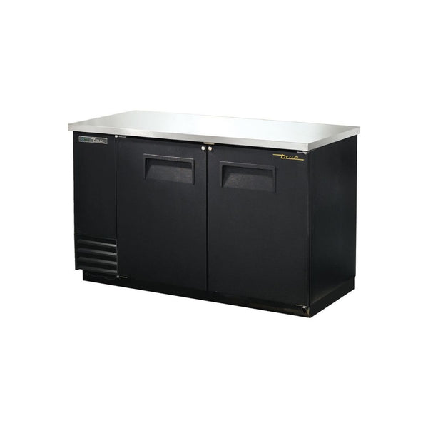 True TBB-2 Back Bar Cooler - 60""