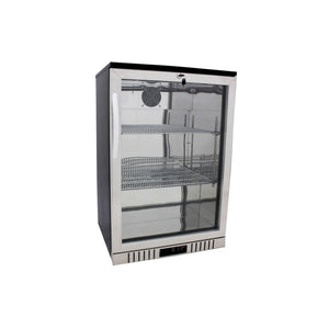 "Procool 24"" Stainless Steel Back Bar Cooler, Back Bar Cooler  - Iron Mountain"
