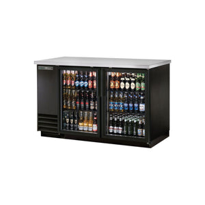 "True TBB-2G Back Bar Cooler - 60"", Back Bar Cooler  - Iron Mountain"
